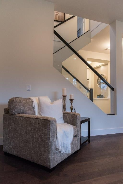 Great Room - South Creek - Lot 3 - First Impression Designs