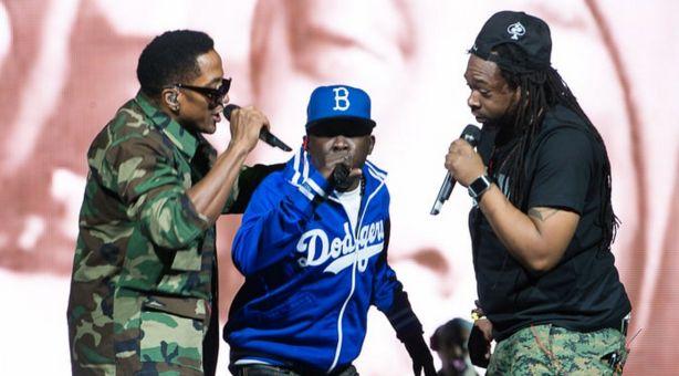 Hip-hop legends A Tribe Called Quest top Billboard album chart