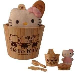 Hello Kitty set da bagno