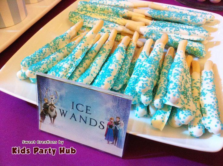 disney frozen theme party   Kids Party Hub: Disney Frozen Themed Party - Airah's 7th Birthday