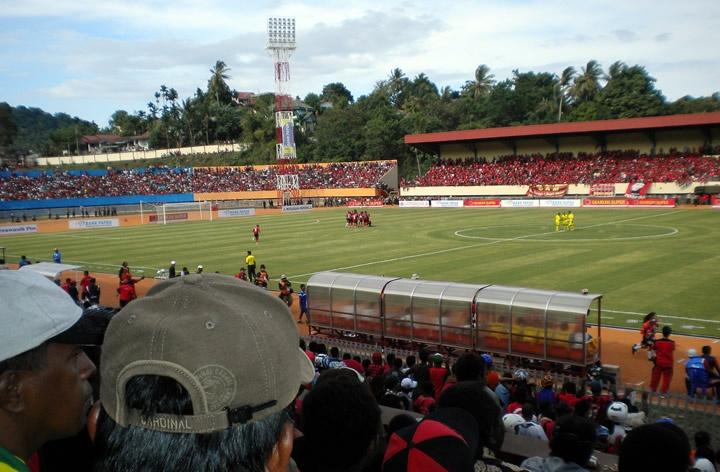 Mandala Stadium Jayapura
