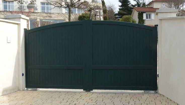124 best j mon portail images on pinterest garage. Black Bedroom Furniture Sets. Home Design Ideas