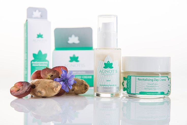 Holistic Organic Skincare Inspired by Cretan Nature