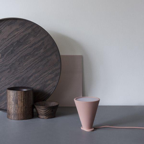 Menu Bollard lamp, nude | Pendants | Lighting | Finnish Design Shop