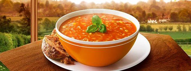 Her zaman arpa şehriyeden, pirinçten sıkılanlar için Kuskus Çorbası!