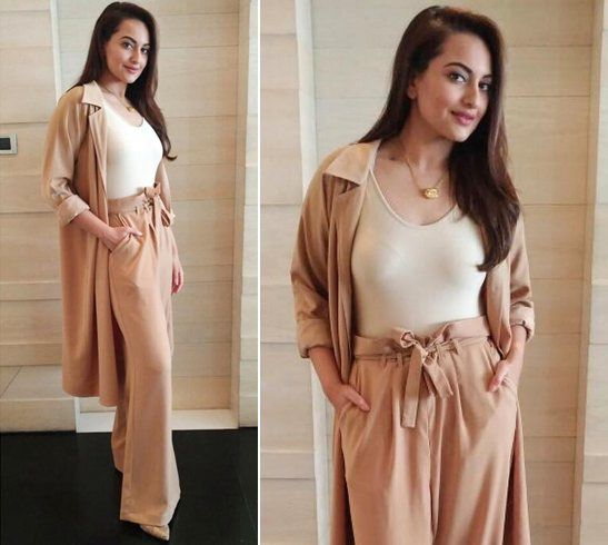 Sonakshi Sinha Shows Her Versatility With Two Contrasting Looks And We Love Them…