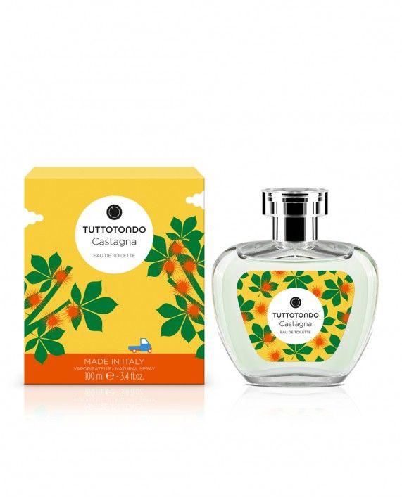 L'eau de toilette #Castagna di #Tuttotondo è una fragranza golosa e cremosa! Il bergamotto e l'iris si fondono in un cuore gourmand di chiodi di garofano, eliotropio, sciroppo d'acero ed accordo castagna. Un fondo caldo e corposo di vetiver, vaniglia, legno di guaiaco, legno di sandalo, fava tonka e muschio donano profondità e mistero alla fragranza. http://www.tutto-tondo.com/collections/castagna/castagna-eau-de-toilette