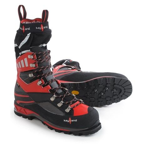 Kayland Apex Plus Gore-Tex® Mountaineering Boots (For Men) - Save 43%