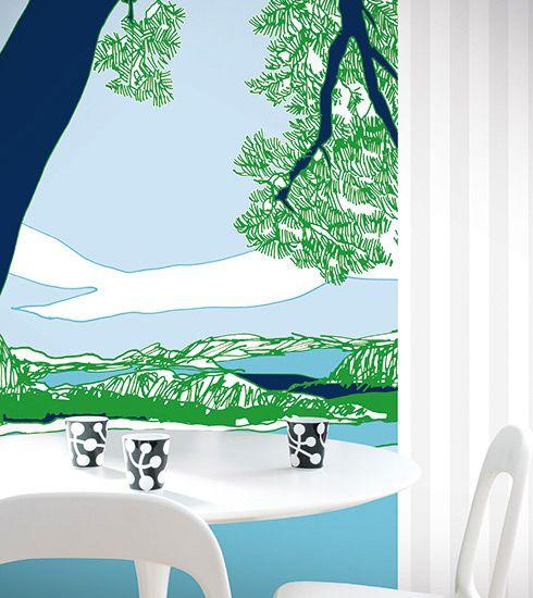 Marimekko Wallpaper Murals