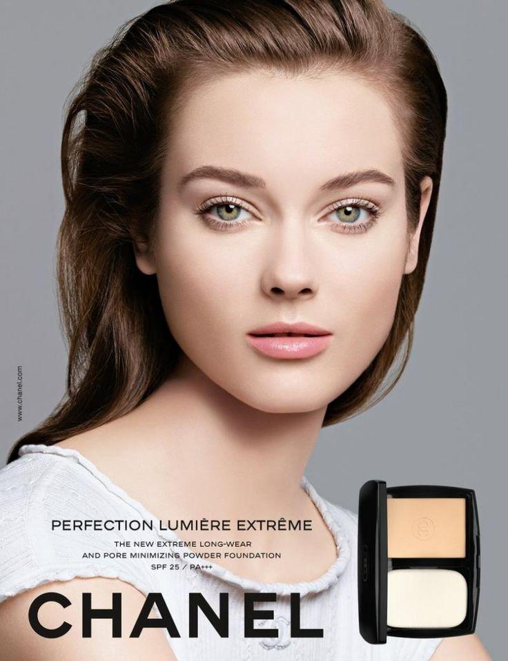 48 Best Chanel Makeup Images On Pinterest