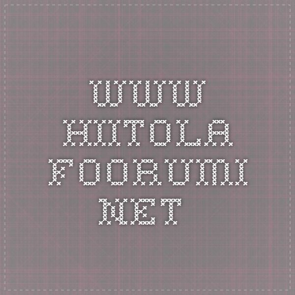 www.hiitola-foorumi.net
