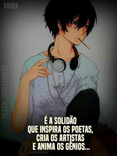 Resultado De Imagem Para Anime Frases Tristes Portugues Coisas