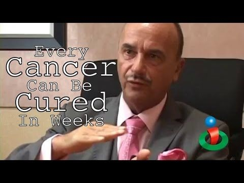 Every Cancer Can be Cured in Weeks explains Dr. Leonard Coldwell - YouTube 6:55 ... ... EXCELLENT INFO, one correction, God does and can heal if you have faith. REALLY GOOD INFO. Alkaline balance, high oxygen, pure V-C. Truth of table salt...