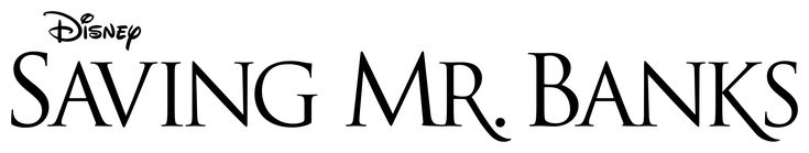 SAVING MR. BANKS Logo Revealed