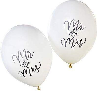 Buy Boho - Balloons - Mrs And Mrs (Pack of 10)for R40.00