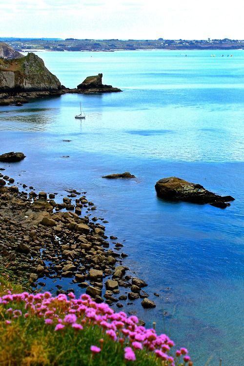 Régis Cariou - Presqu'île de Crozon, Finistère, Bretagne.