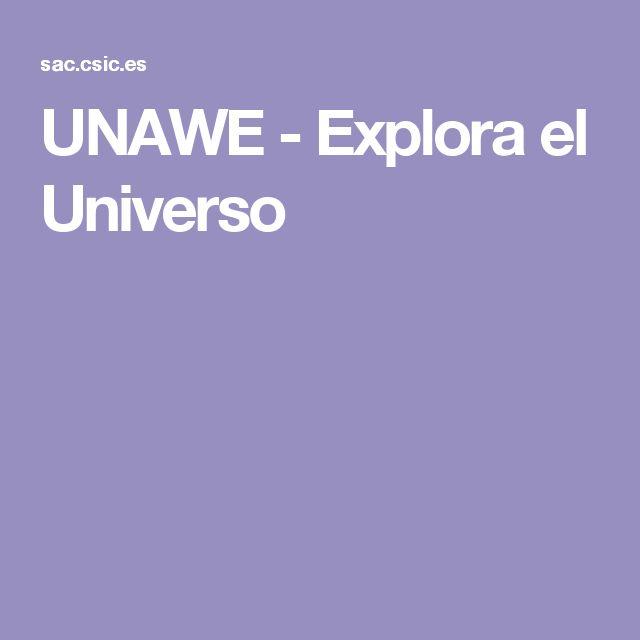 UNAWE - Explora el Universo