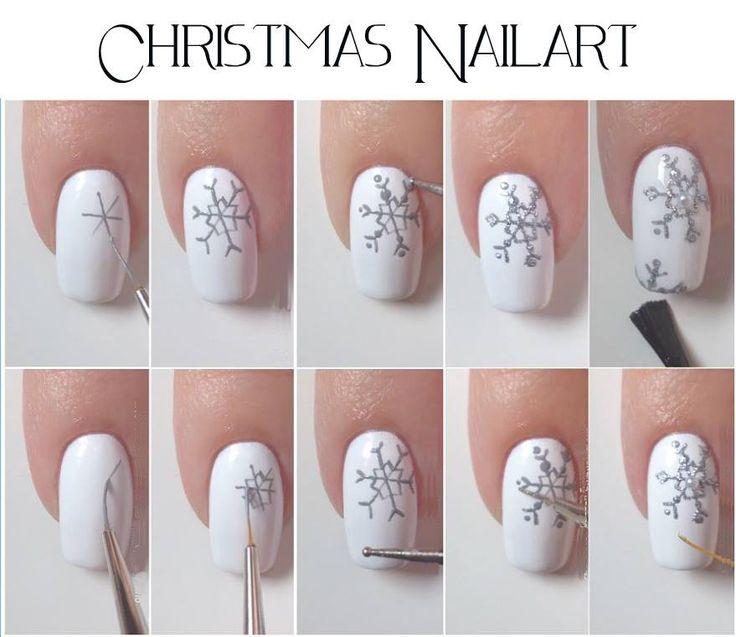 Ecco come realizzare un cristallo di ghiaccio sulle unghie. L'ideale per Natale! http://www.vanitylovers.com/prodotti-nails/smalti.html?utm_source=pinterest.com&utm_medium=post&utm_content=vanity-smalti&utm_campaign=pin-rico