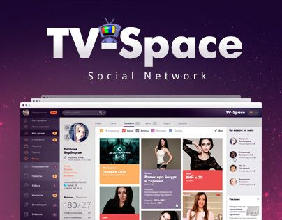 "Check out this @Behance project: ""TV-Space"" https://www.behance.net/gallery/16640675/TV-Space"
