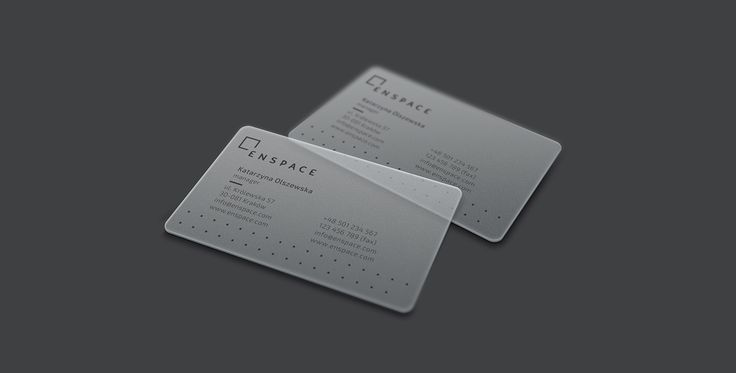 Enspace #branding #design #businesscard #identity #corporate #id #print #pleo