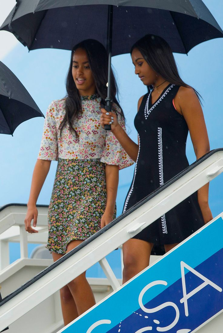 See Malia Obama's Style Evolution - 2016  - from InStyle.com
