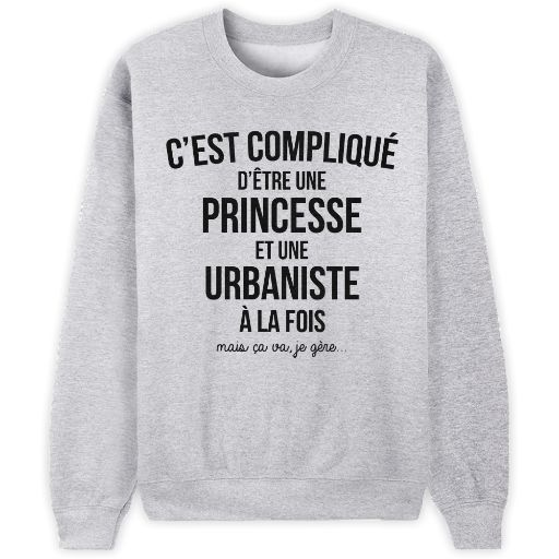 Princesse urbaniste