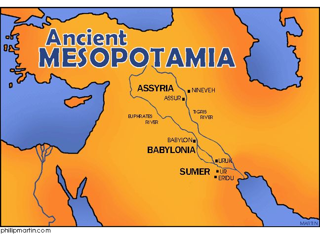 Helpful for memory work with Claritas Classical Academy Cycle 1 Geography http://claritasclassicalacademy.com/Curriculum.html Mesopotamia for Kids - Geography & Maps