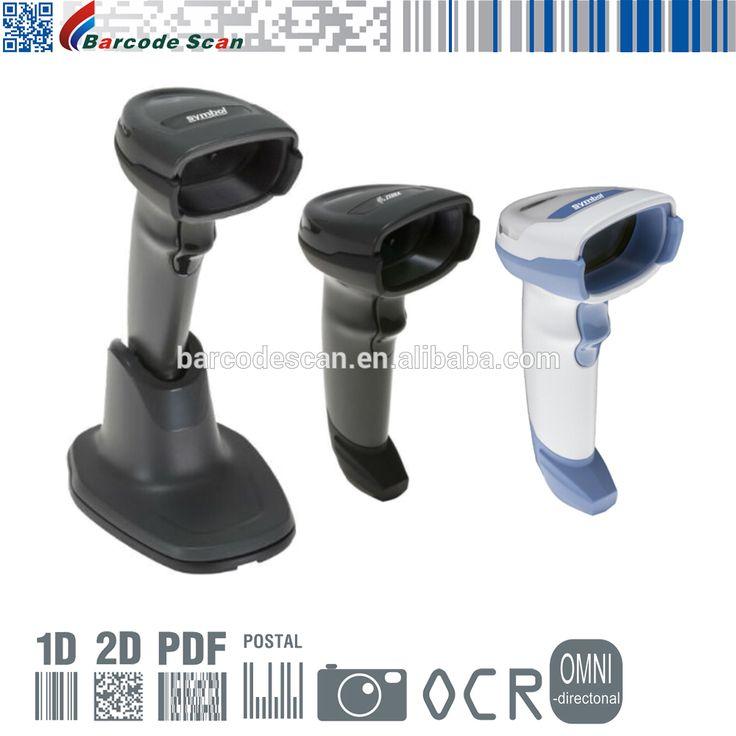 Zebra PDF Scanner Symbol DS4308 2D Array Image Handheld Barcode Reader