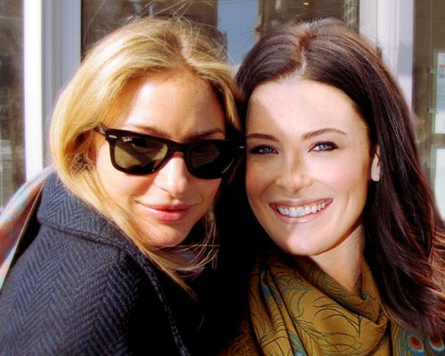 Bridget Regan  & Tabrett Bethell