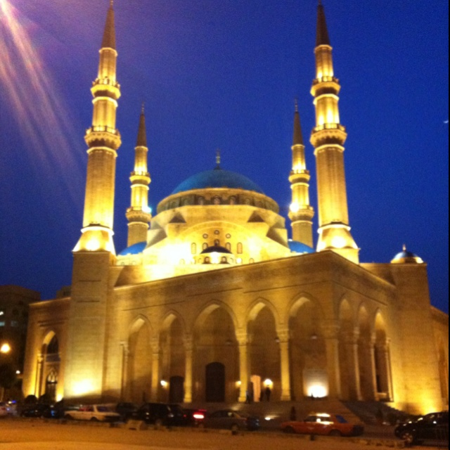 attend a service at mosque