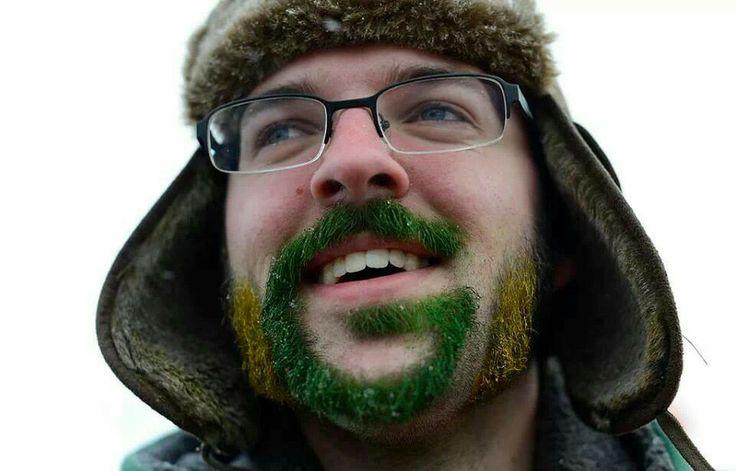 Best Beard Ever Green Bay Packers Pinterest Haha