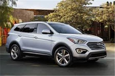 Used 2016 Hyundai Santa Fe Limited