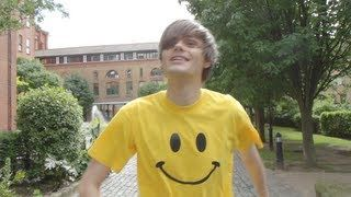 Alex Day - Good Morning Sunshine (Official Video), via YouTube.- this is my get happy song