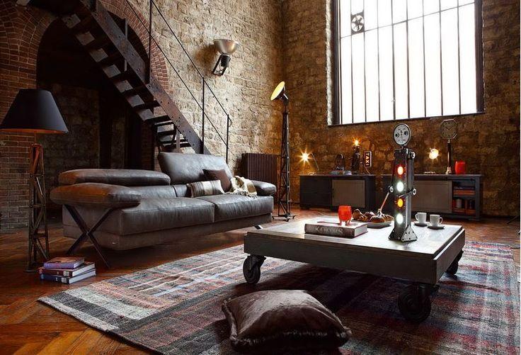 Tuğla Duvarlar ile Benzersiz Ev Dekorasyonları - http://www.dekorvedekor.net/tugla-duvarlar-ile-benzersiz-ev-dekorasyonlari/