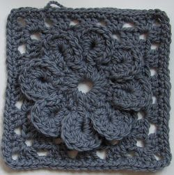 Download your copy of How To Crochet: 14 Flower Crochet Granny Squares today!