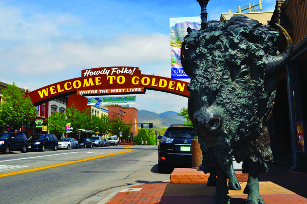 First-Timer's Guide: Golden This outdoorsy town might be just a short drive from Denver, but it's a world away from city life.