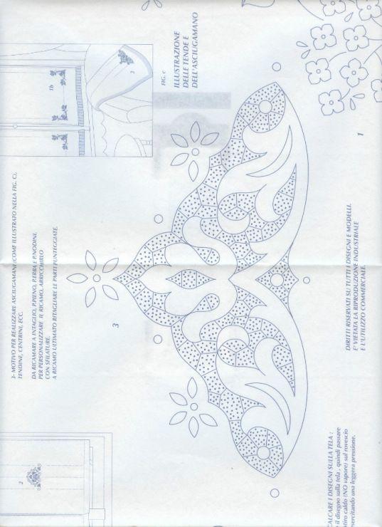Gallery.ru / Фото #5 - disegni ricamo - antonellag