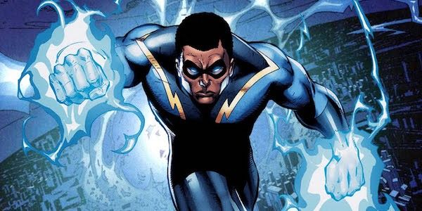 Black Lightning First Look Shows Off The CW's Badass New Superhero