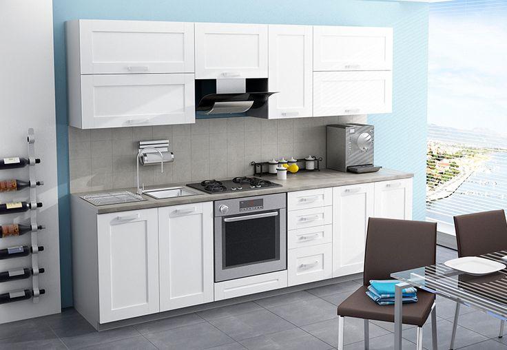Widzieliście już tę nieprawdopodobnie piękną i funkcjonalną kuchnię Wenus 09? Idealna do nowego domu lub mieszkania.  http://sagameble-sklep.pl/zestawy-mebli-kuchennych/1504-wenus-09-260-72.html
