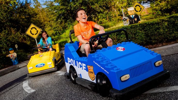 Legoland Florida Resort offering free admission to first
