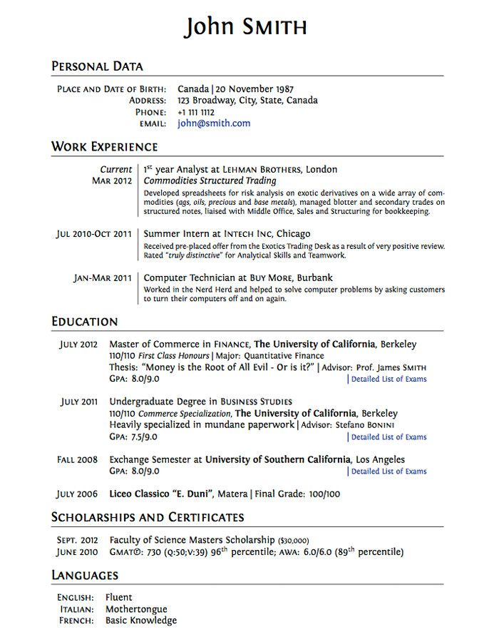 Grad School 3 Resume Templates Sample Resume Resume Student Resume