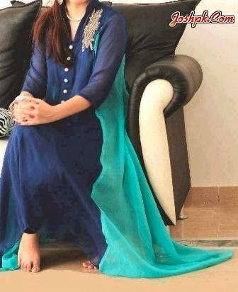 Latest Pakistani Women Dresses And Pakistani Clothes