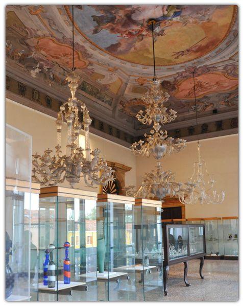 museo del vidrio, Murano, Italia
