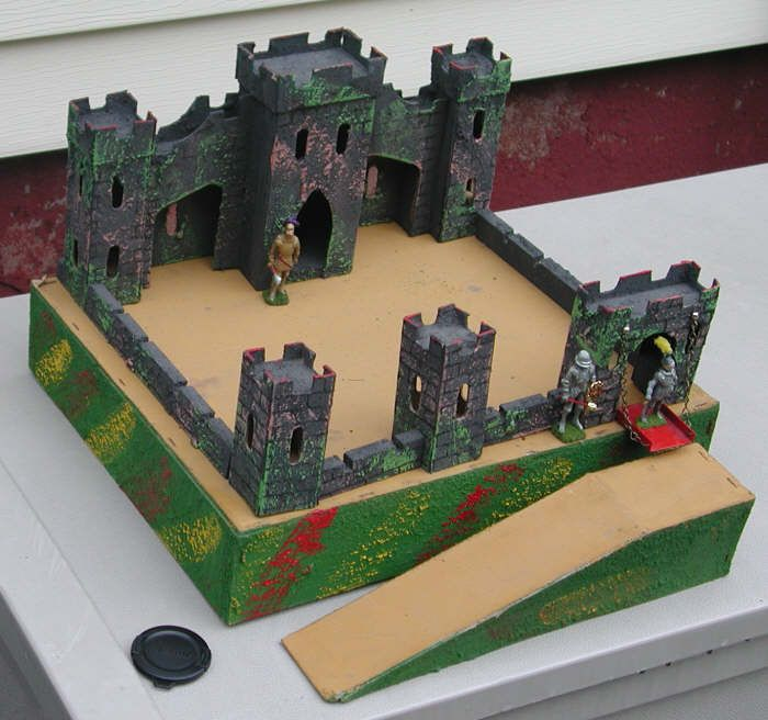Toy Castles For Boys : Best images about toy forts and castles on pinterest