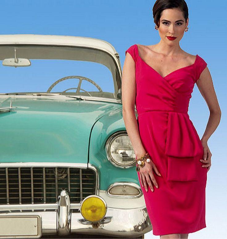 Best 27 1960s Fashion images on Pinterest | Nähideen, Kleidermuster ...