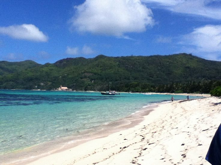 I love the Seychelles x
