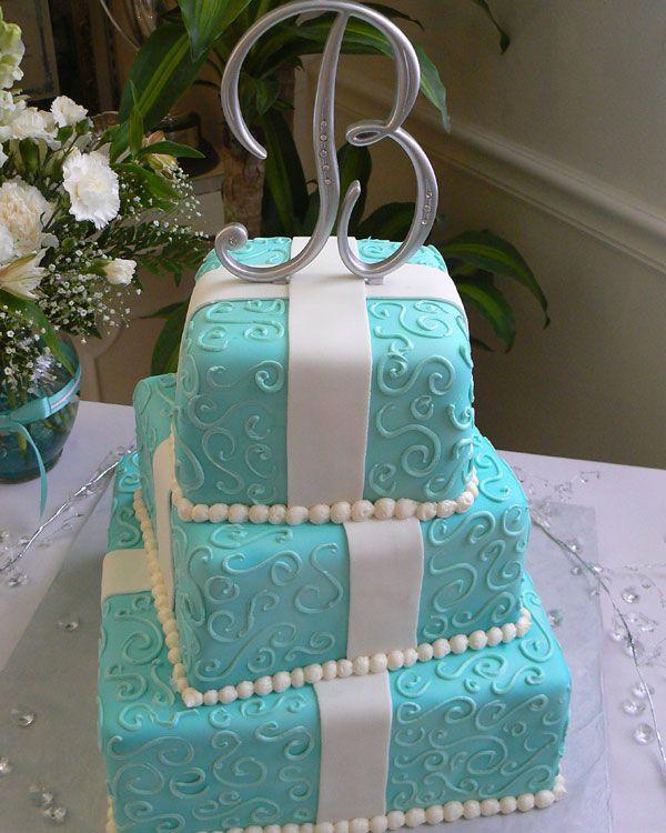 Tiffany Blue Wedding Decorations: Best 25+ Tiffany Cakes Ideas On Pinterest