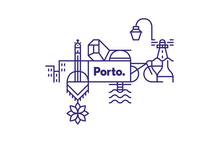 Logo : recette à base de Porto