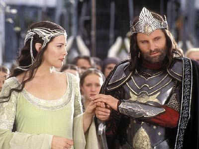 King and Queen of Gondor