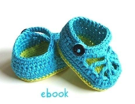 hkelanleitung bluegreen baby loafers 2 hkelanleitungen bei makerist sofort runterladen